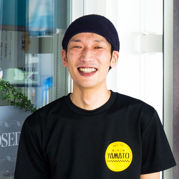 蒲公英拉麺YAMATO 店主:山本利明