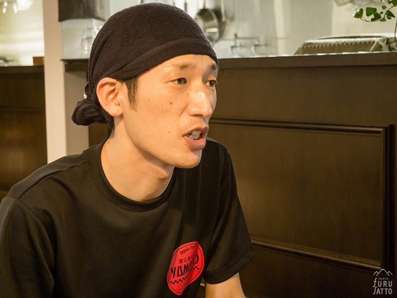 【フルサット】蒲公英拉麺YAMATO(インタビュー)